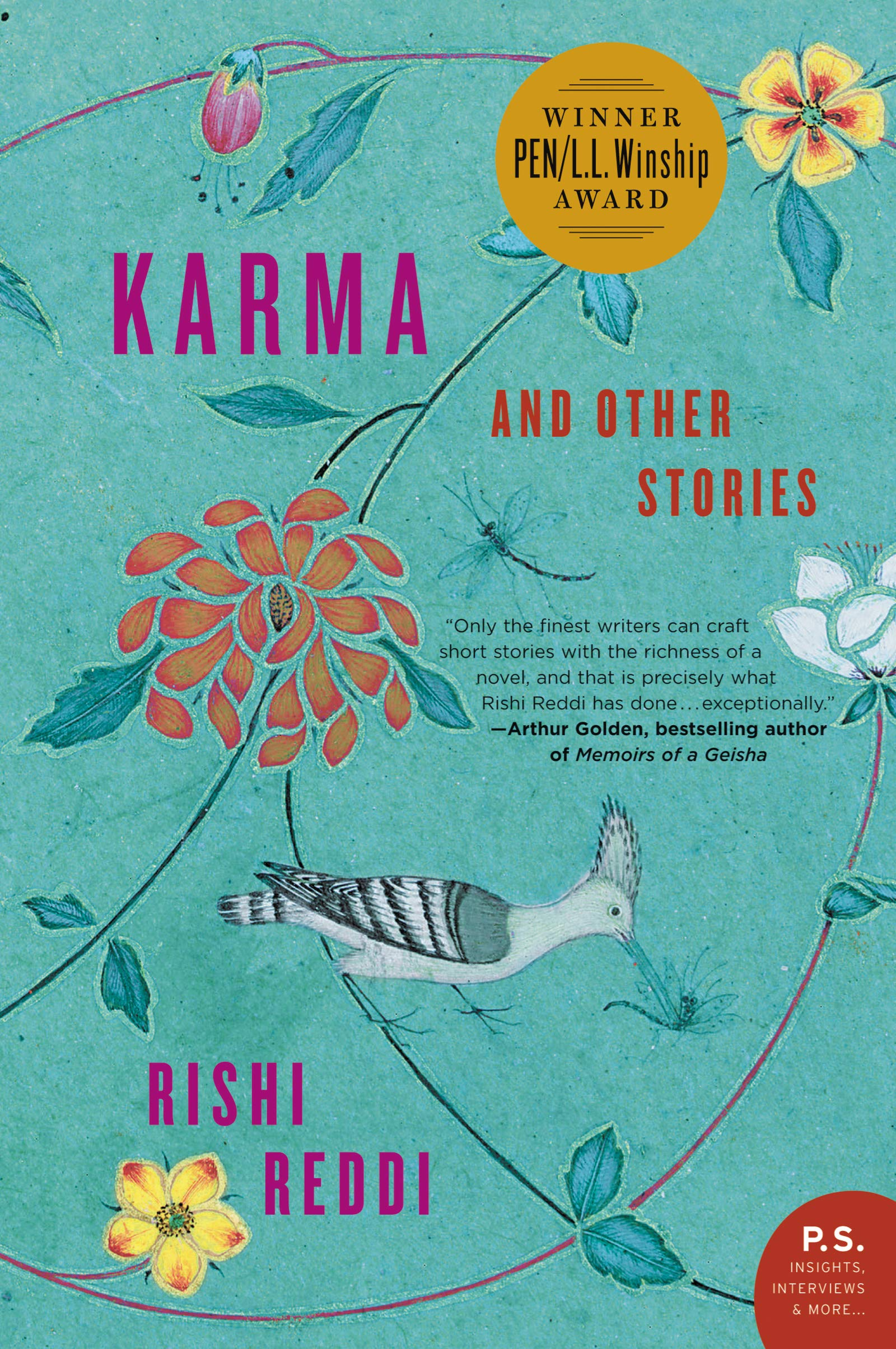 Karma and Other Stories book cover
